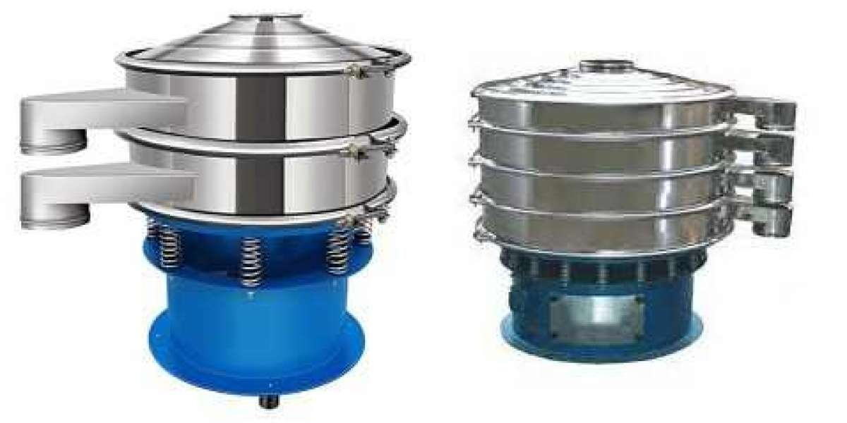 Vibrating Sifter Applications and Main Features